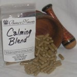 calming blend tablets from baileys naturals